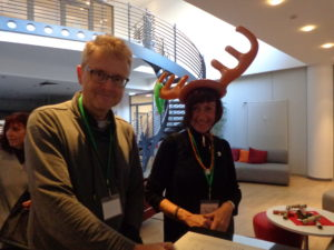 December 3rd  – Bring an ELT friend to our fun workshop and Xmas Party!