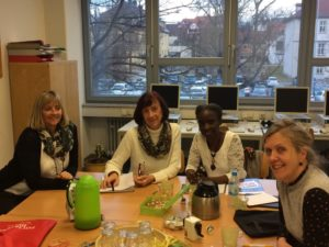 Eltas Committee meets for the first time in 2017