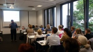 An excellent OUP-Eltas Business English Day