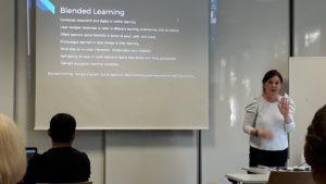 Now online! Laura's Blended Learning Presentation