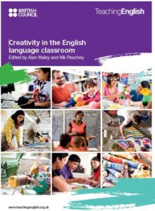 Let's get creative – free document on creativity to download
