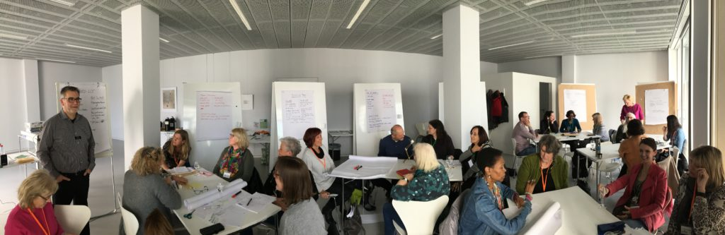 21C Skills Workshop with Tim Phillips